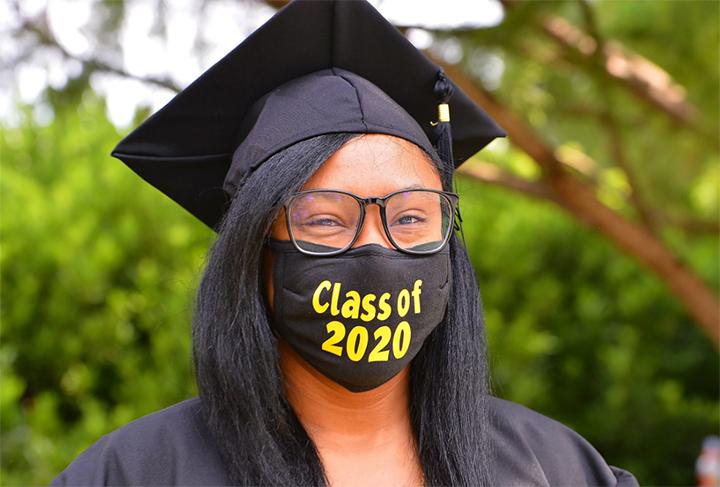 2020 Graduation Parade at SCC