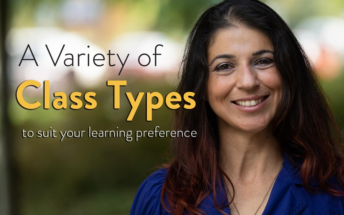 Choose Classes That Suit Your Learning Style
