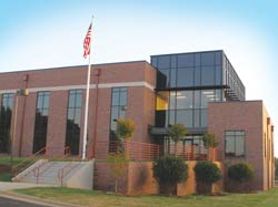 SCC Cherokee County Campus, Peeler Academic Building