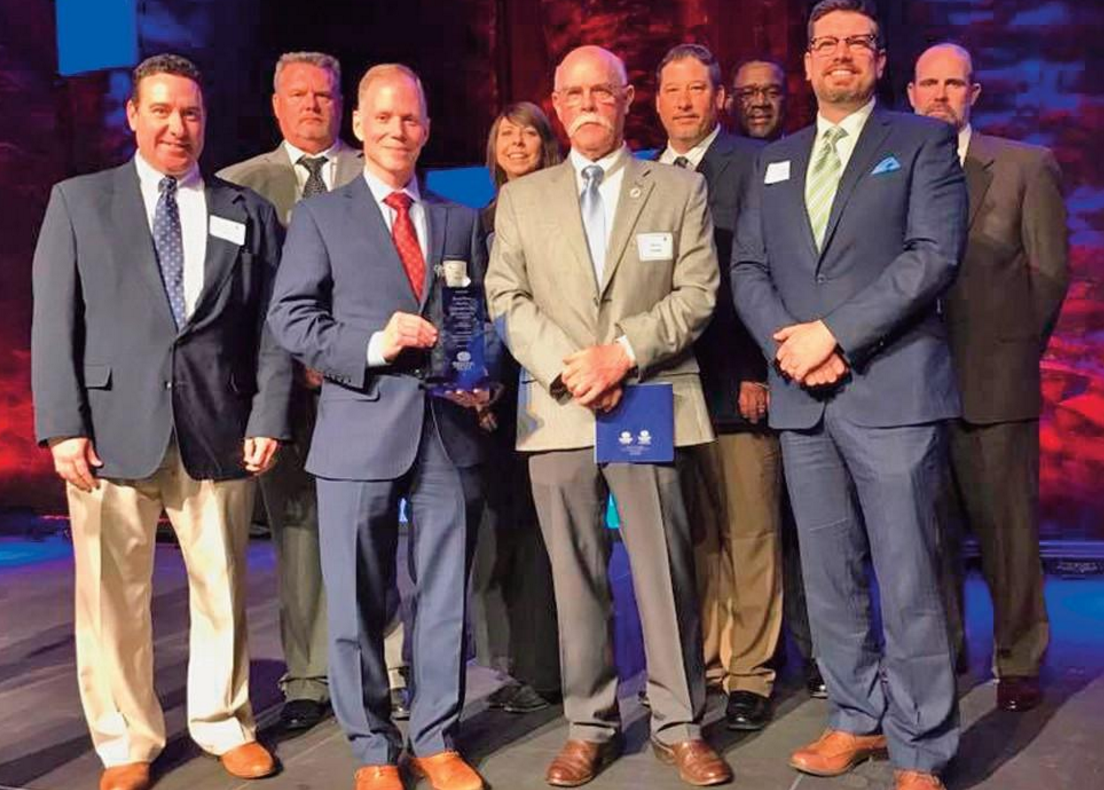 Broad River Electric Cooperative win Visionary Award