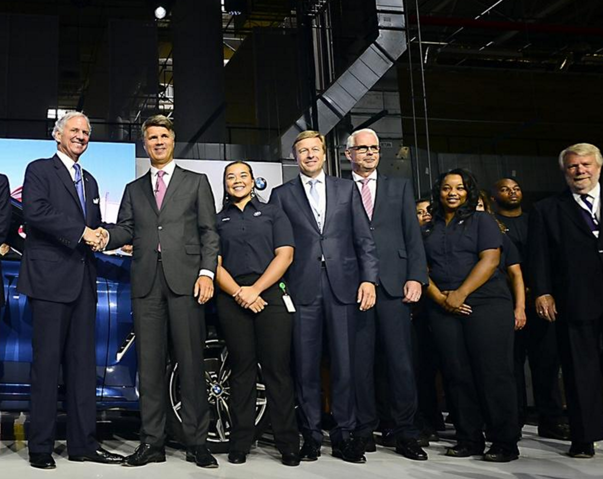 Company Leaders Praise Workers As The Heart Of Bmw