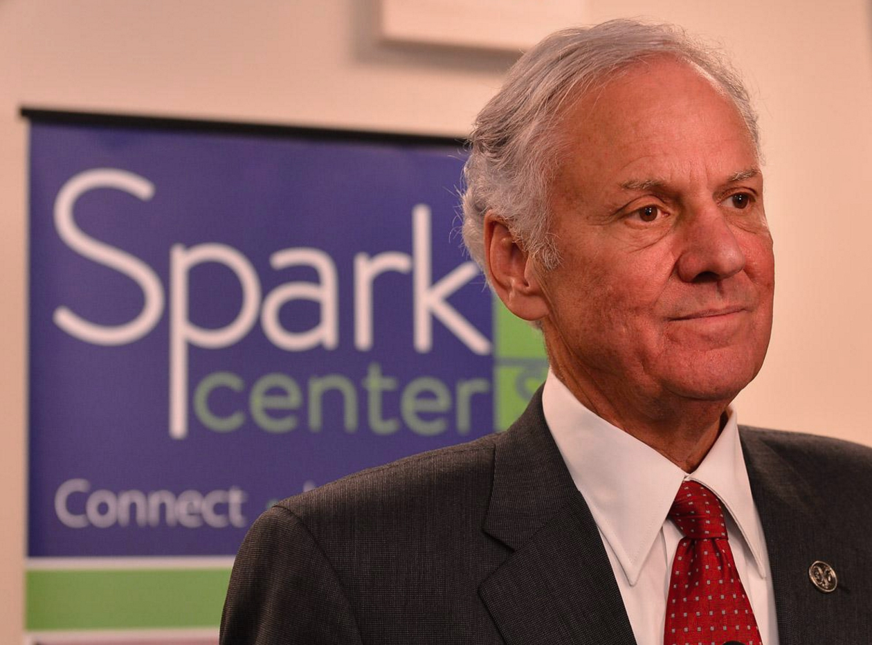 Governor McMaster at Spark Center SC