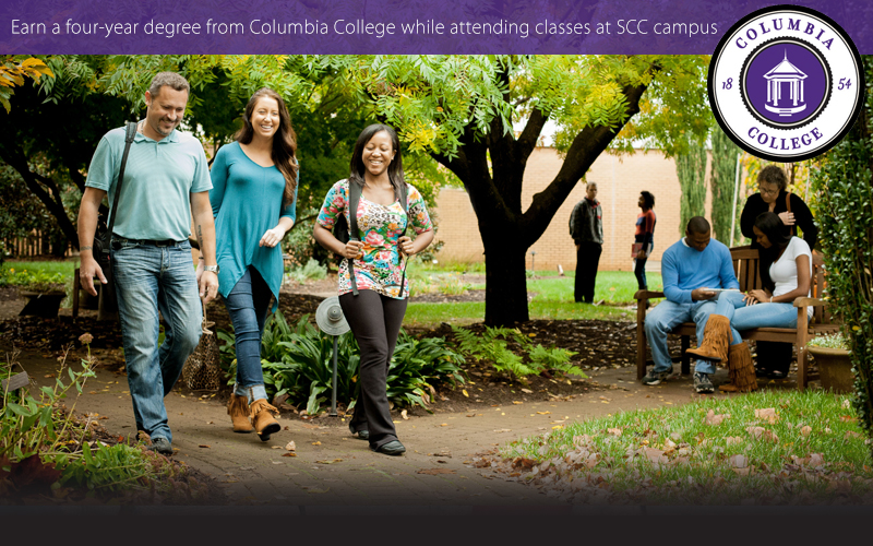 Columbia College agreement with SCC
