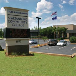 SCC Tyger River Campus photo