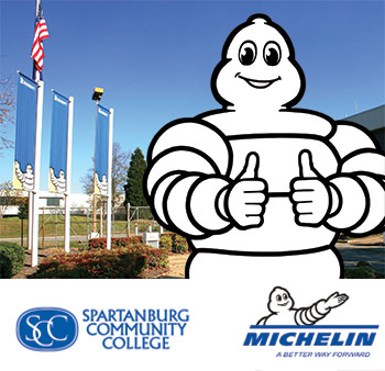 Michelin Manufacturing Scholars graphic