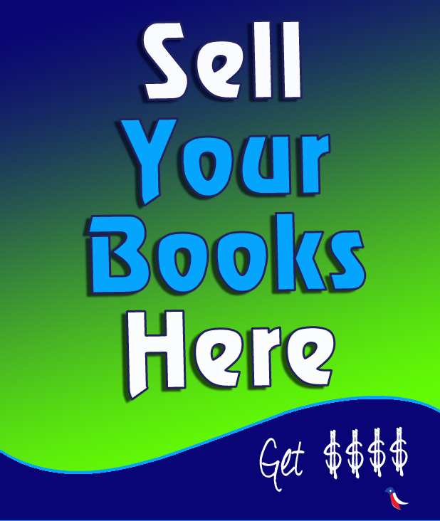 Sell Your Books banner