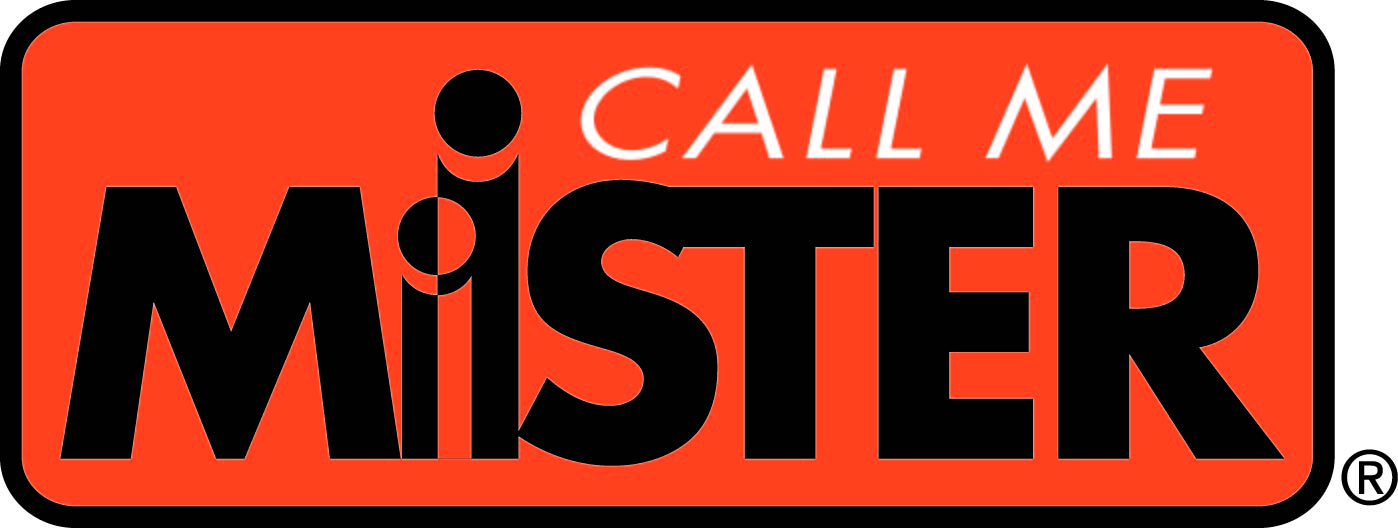 logo for Call Me Mister