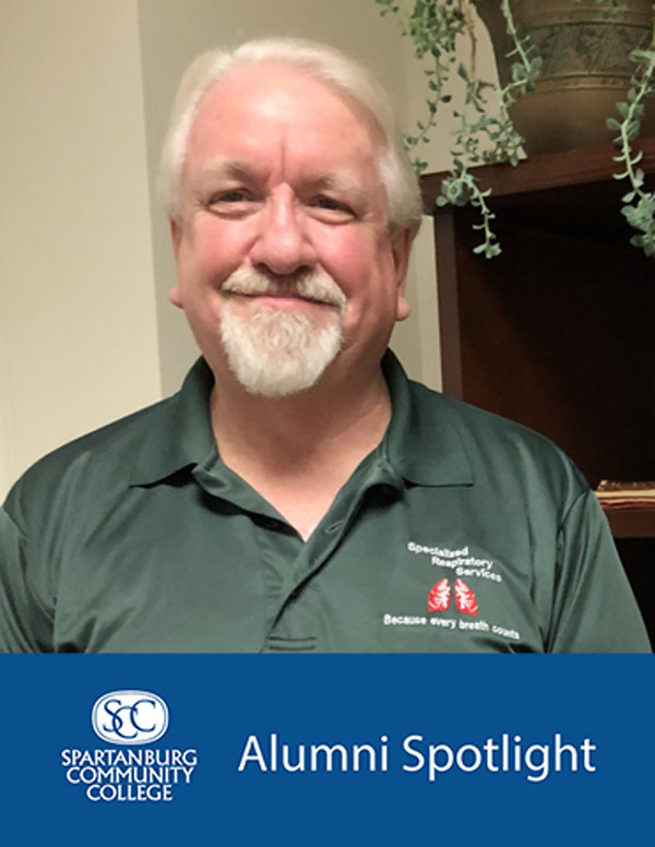 Alumni Spotlight October 2019 Ray Gilpin